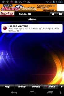 StormTrack Weather for Toledo - screenshot thumbnail