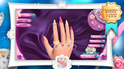 Fashion Nails 3D Girls Game 8.0.1 screenshots 6