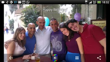 Screenshot of PixMix - Photo sharing