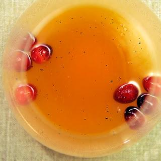 Hot Spiced Drunken Apple Cider.