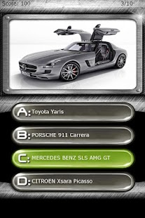 My Super Car Logo Quiz Test