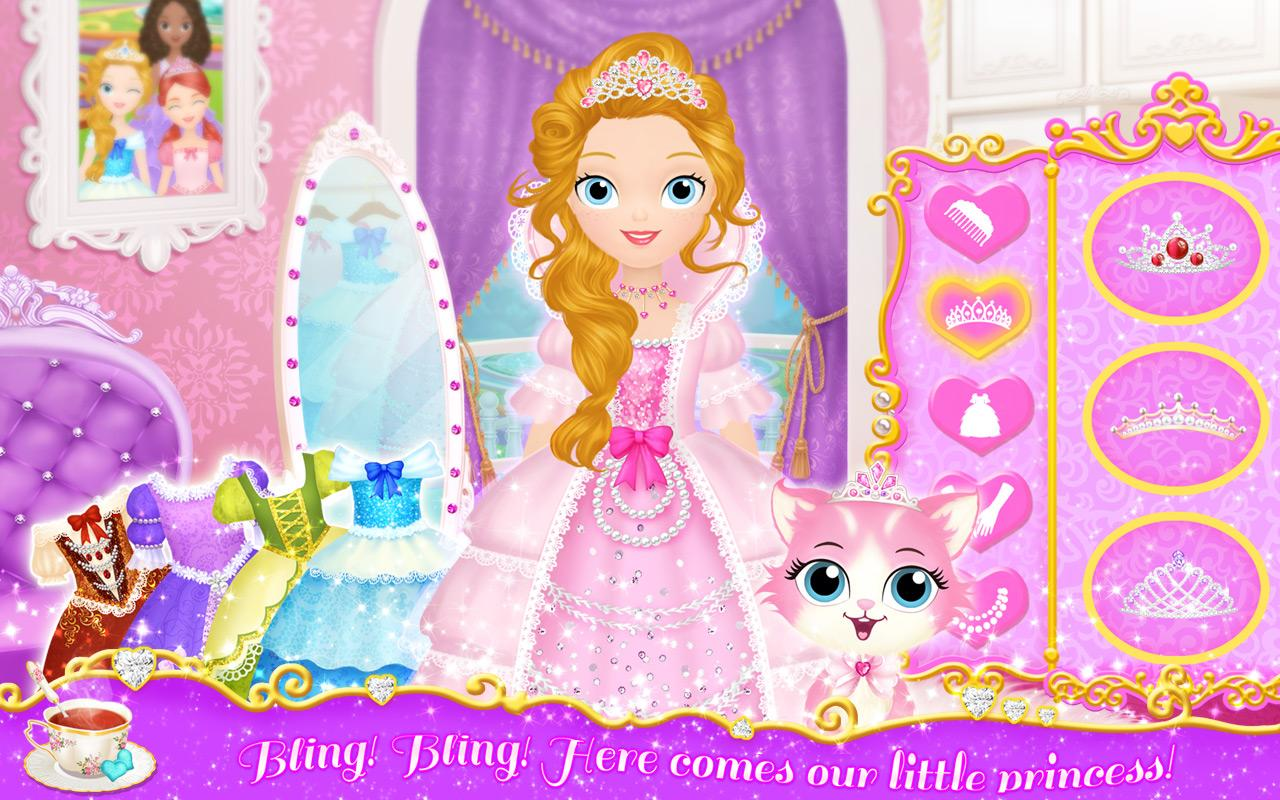Princess Libby Tea Party Android Apps On Google Play Princess Pictures