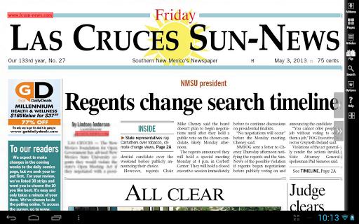 Las Cruces Sun-News