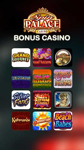 Spin Palace Bonus Casino