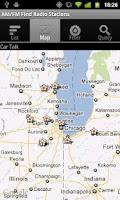 Screenshot of AM/FM Find Radio Stations