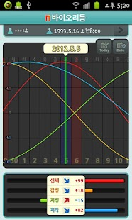 N Biorhythm - screenshot thumbnail