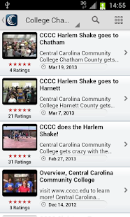 CCCC Mobile- screenshot thumbnail
