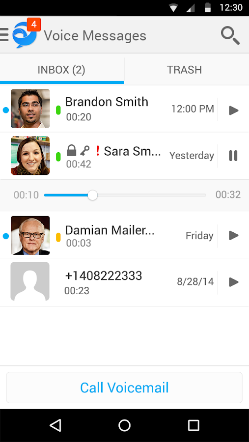 Cisco Jabber - screenshot