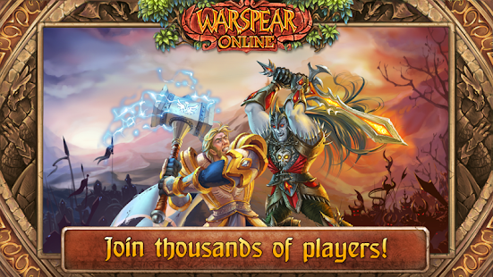 Warspear Online MMORPG - screenshot thumbnail