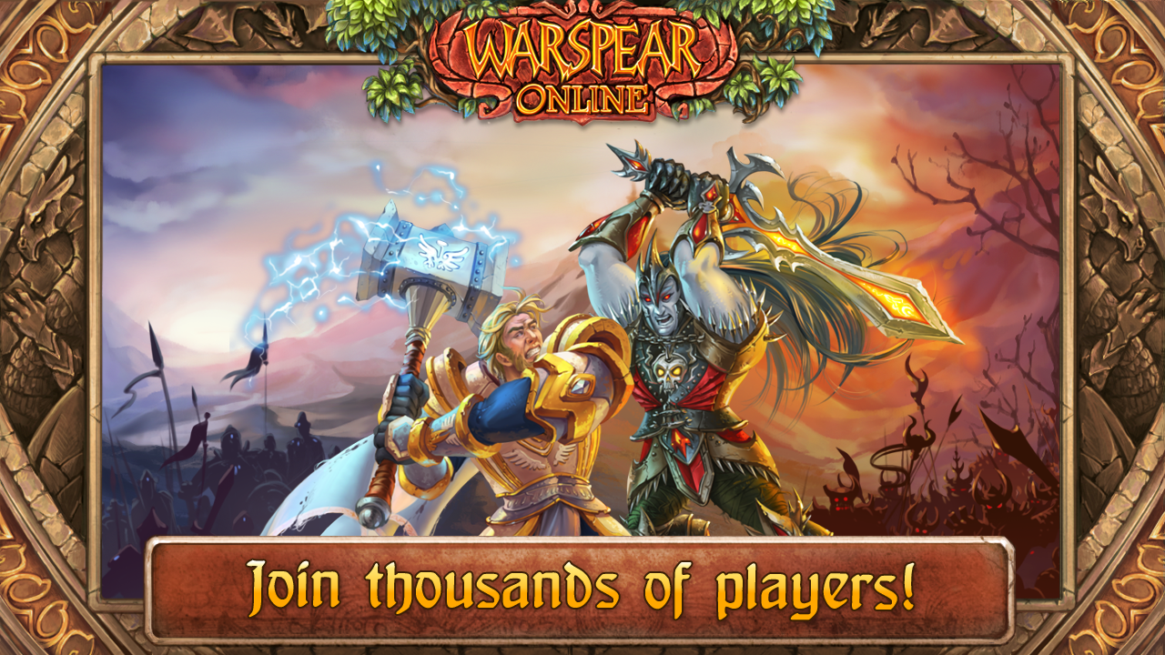 Warspear Online MMORPG - screenshot