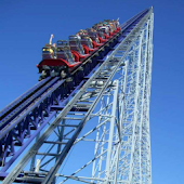 Top RollerCoasters N.America 1