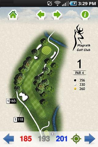 Magrath Golf Club