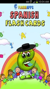 Spanish Baby Flashcards - screenshot thumbnail