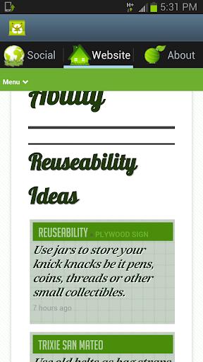 Reuse + Ability