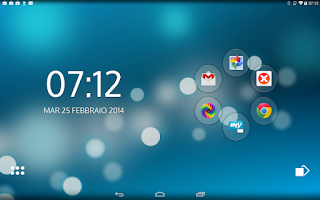 Screenshot of SL Theme KDE/Oxygen