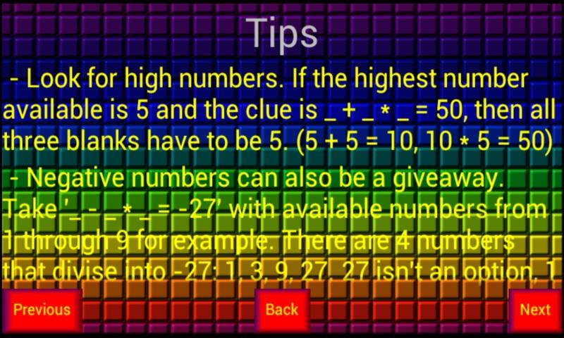 Math Box Free - screenshot