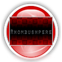 RhombuSphere Red Apex Nova ADW icon
