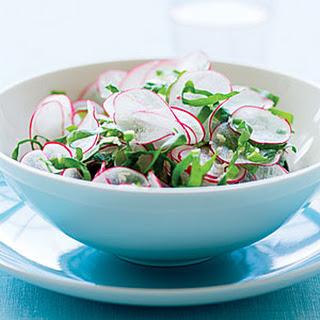 Radish and Sorrel Salad Recipe