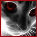 Cat Eyes Live Wallpaper icon