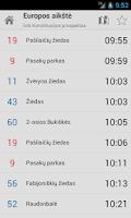 Screenshot of Busai Vilnius