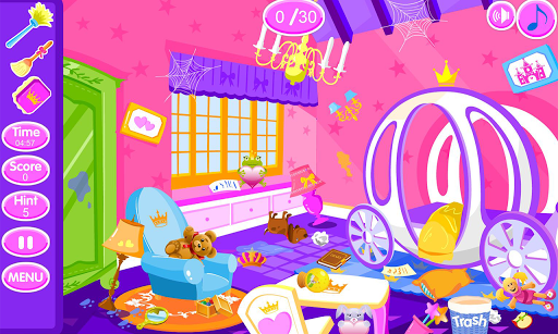 Princess room cleanup 7.0.2 DreamHackers 2