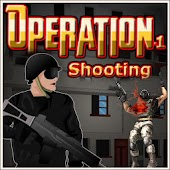 Operation-1 Shooting Game
