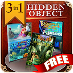 Juego Hidden Object - Wonders 3-in-1