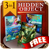 Hidden Object - Wonders 3-in-1