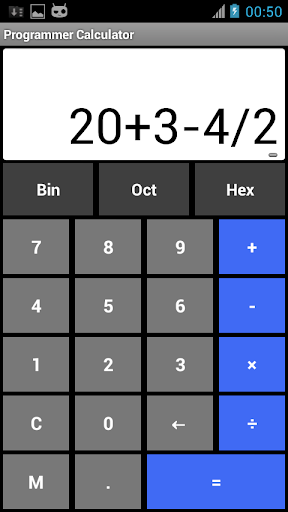 Programmer Calculator Pro