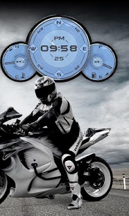 Sport Bike HD Live Wallpaper - screenshot thumbnail