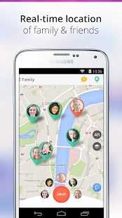 Family Locator - GPS Tracker - screenshot thumbnail
