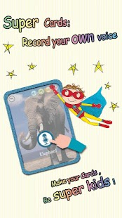 Baby Learning Card - Animal- screenshot thumbnail
