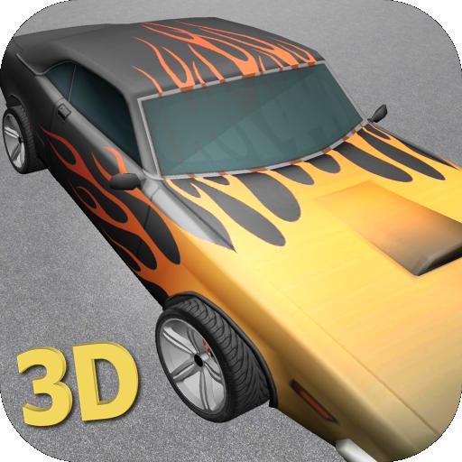 Muscle Car Drift Parking 街機 App LOGO-硬是要APP