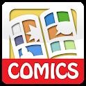 TOONDRA Comics-Free/Adult/Acti logo