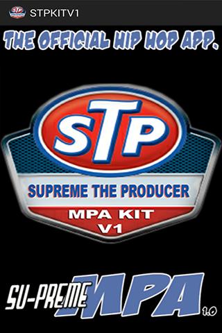 Supreme The Producer Kit V1
