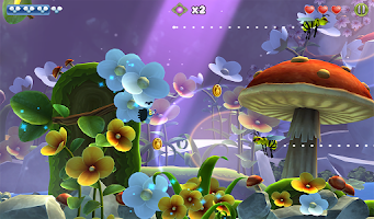 Screenshot of Shiny The Firefly
