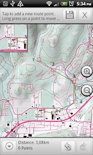 Canada Topo Maps Pro - screenshot thumbnail
