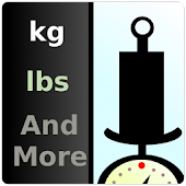 Weight Unit Conversion lbs kg