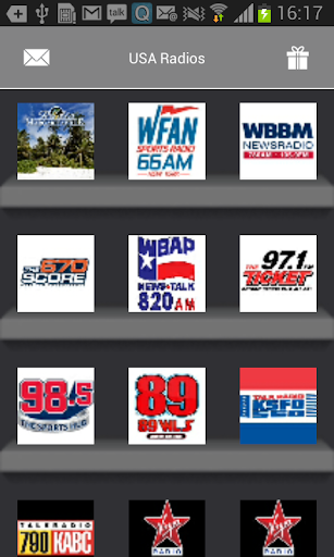 USA Radios - Top US radio