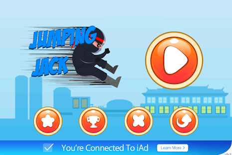 Jumping Jack (JJ)- screenshot thumbnail