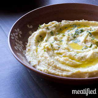 Garlic & Artichoke Hummus {AIP}