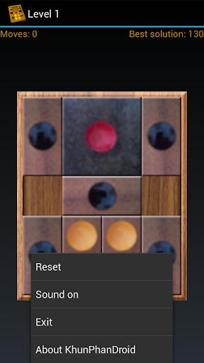 KhunPhanDroid sliding puzzle