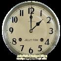 昭和レトロアナログ時計ウィジェット
