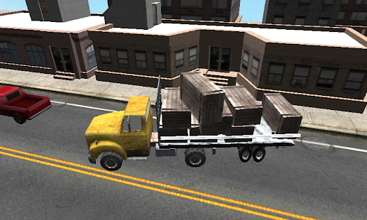 Truck Parking 3D Simulator Screenshots