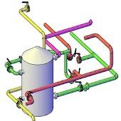 Расчёт трубопровода