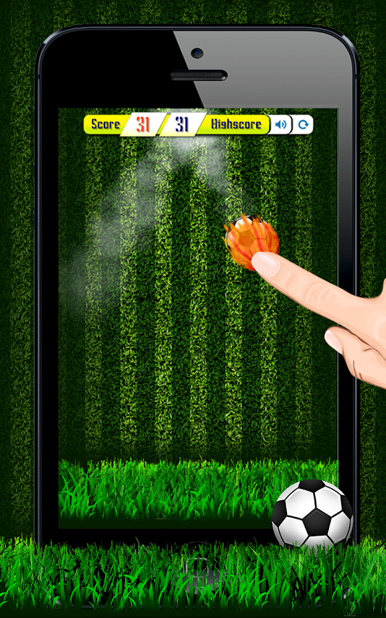 Kicky Ball- screenshot