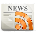 RSS News Reader logo