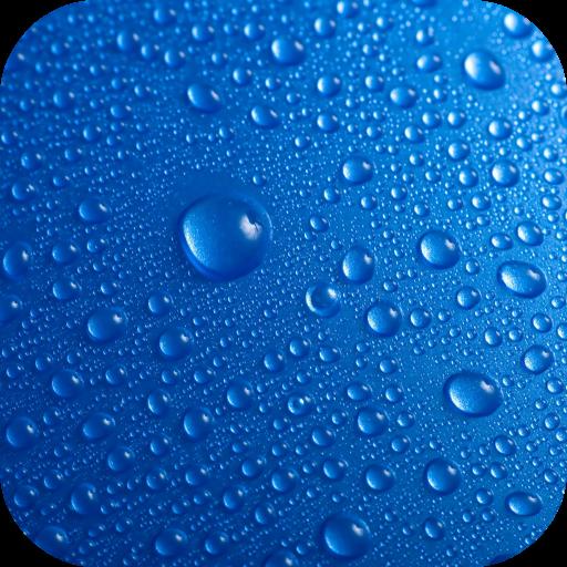Water drops Live Wallpaper LOGO-APP點子