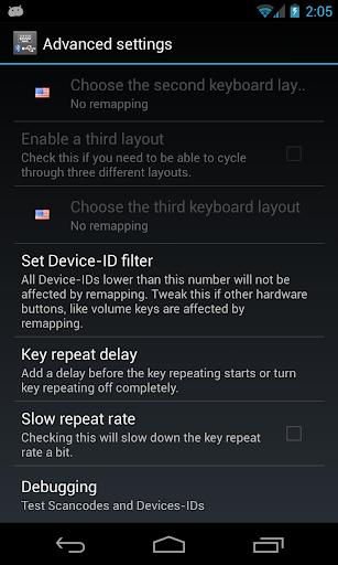 External Keyboard Helper Demo 7.4 screenshots 4
