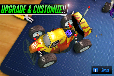 Touch Racing 2 Screenshot 5